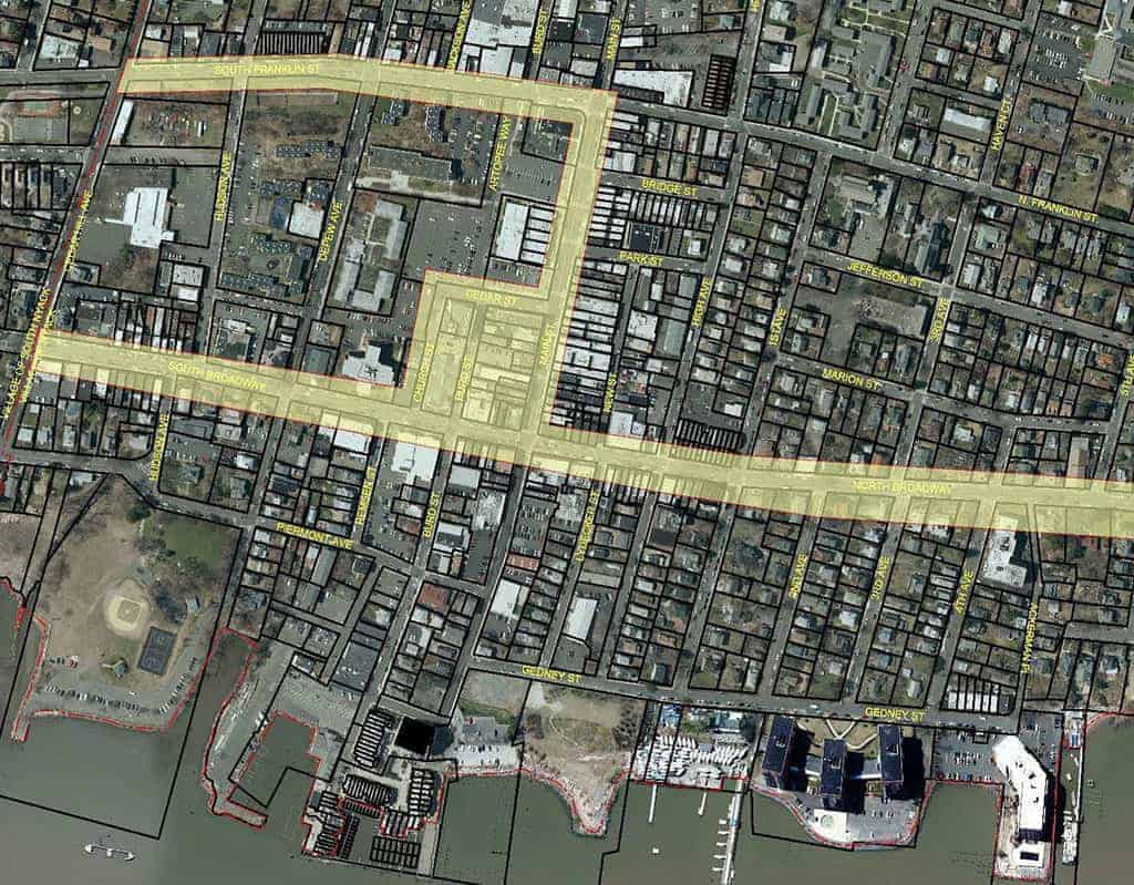 Nyack Streetscape Survey and Mapping