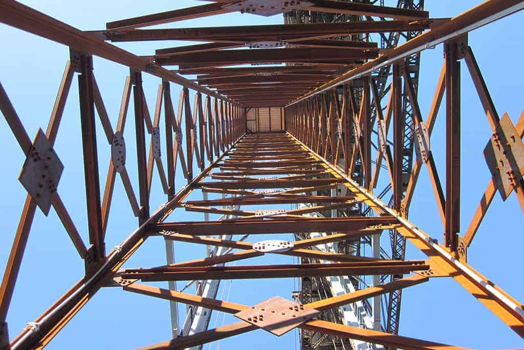 What's Cool in Steel: Cool Lift, River View, Walkway Over the Hudson