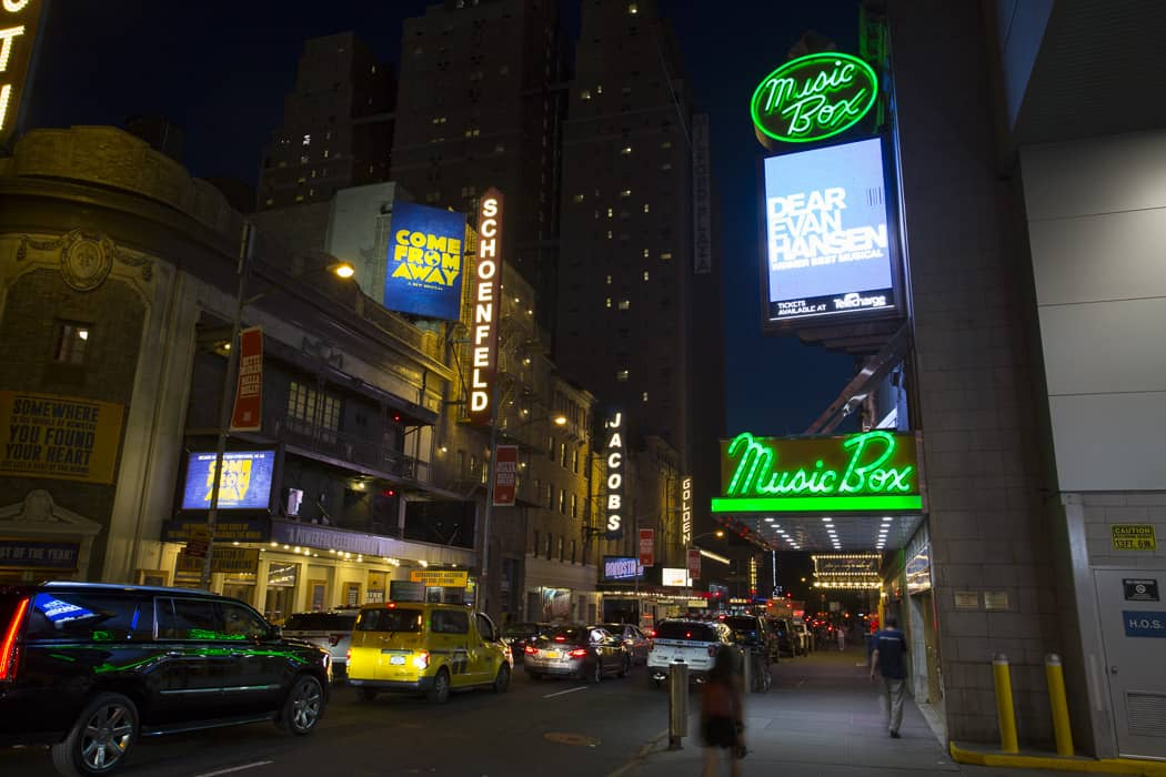 NYC Broadway Week - What Broadway Theater Will You Check Out?